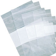 clear ziplock jewelry baggies